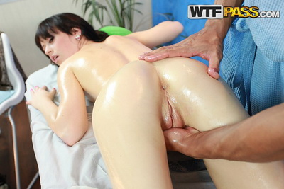 Doctor bangs nude massage cutie